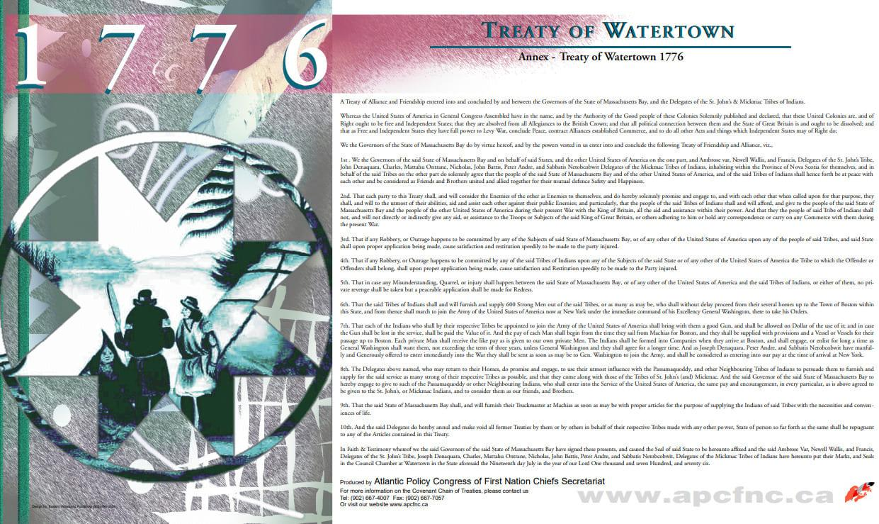 Treaty 1776 | Atlantic Policy Congress